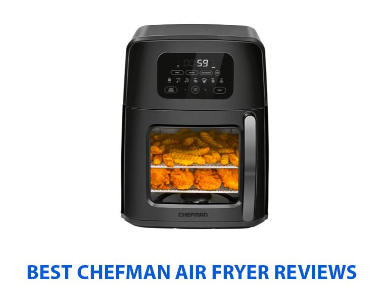 best chefman air fryer reviews