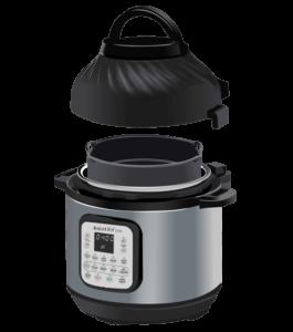 Instant Pot Duo Crisp design