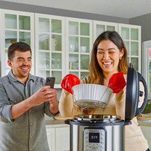 Instant Pot Duo Plus design