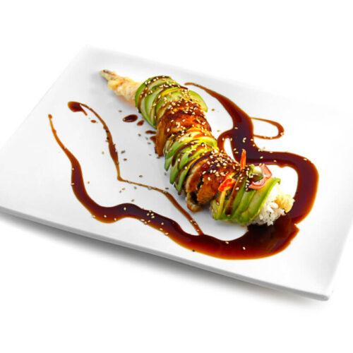Caterpillar Roll recipe