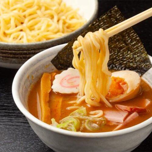 Easy Homemade Tsukemen (Japanese Dipping Ramen Noodles)