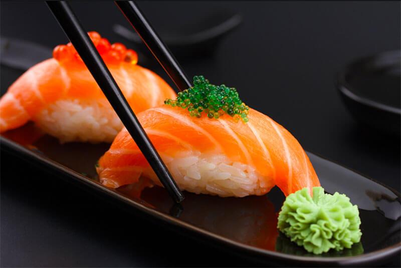 Salmon Nigiri Sushi Recipe