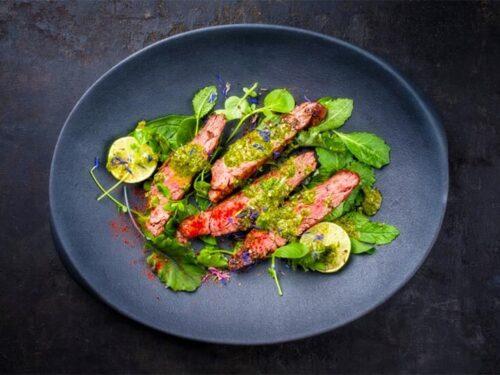 Sous Vide Flat Iron Steak Recipe