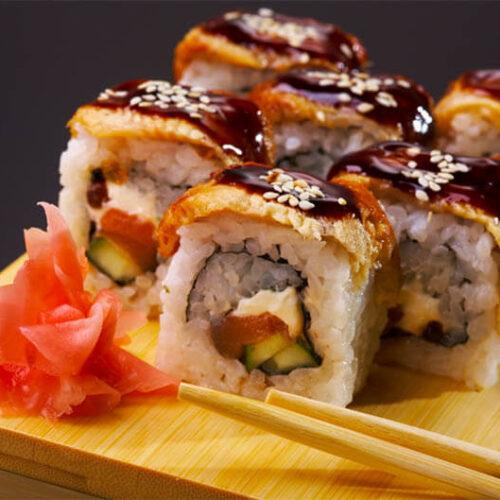 unagi sushi recipe