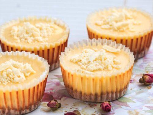 Mini Cheesecake Bites Recipe