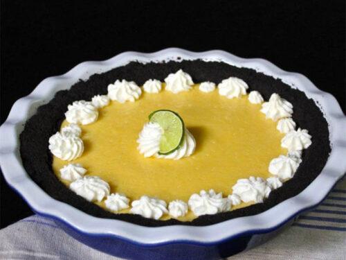 OREO Key Lime Pie