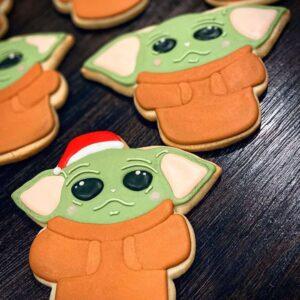 Baby Yoda Cookies Recipe