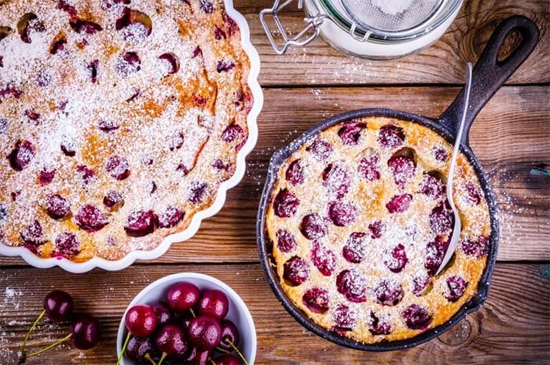 Best Cherry Clafoutis Recipe